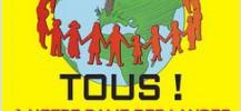 Chaine Humaine à Notre-Dame-des-Landes le 11 mai 2013